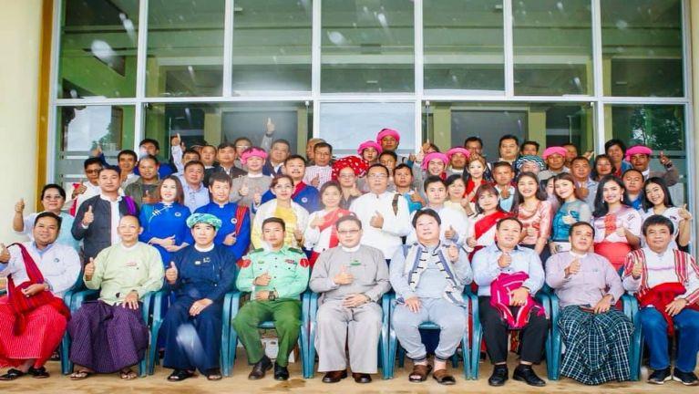 Tutung khualzinna (Myanmar Ethnics Entrepreneurs Association) ~ Kapno
