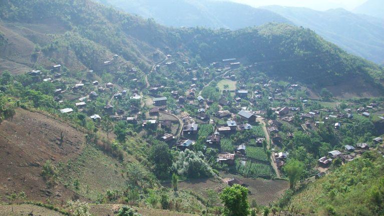 Phaiza khua satna thu