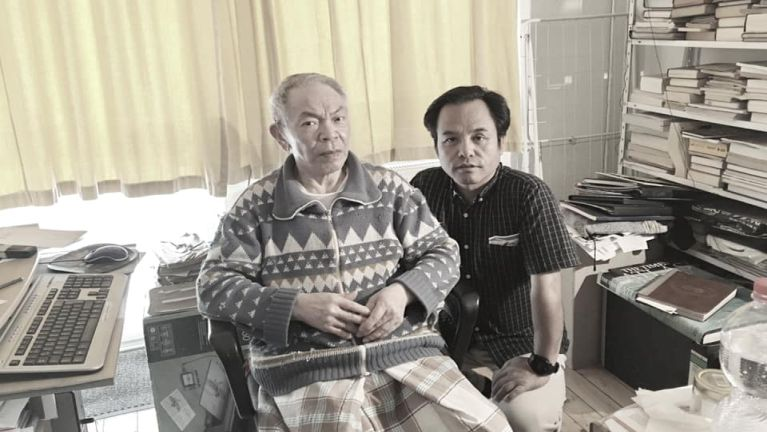 Germany gamah a lungzuanhuai sihna: Pu Cin Khan Thang (Mauvom, kum 76)