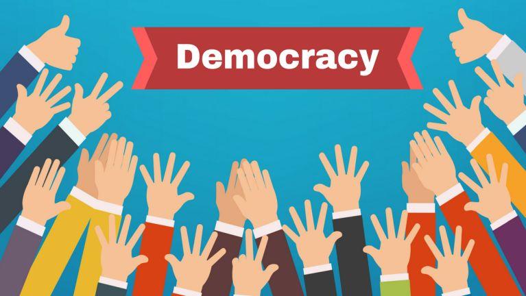 Thuman thutak tawh gamtatlohna in Democracy susia ~ Khup Lian Thang
