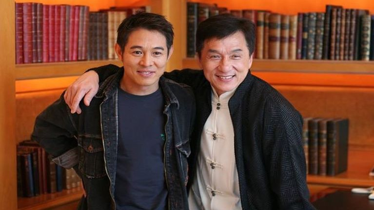 Video khat kizaih manhding Kawlgam sumteng tulsawmguk val tawh a kicial Jackie Chan
