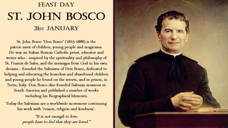 Misiangtho Don Bosco (Khangno te' lawmpa) tangthu tom