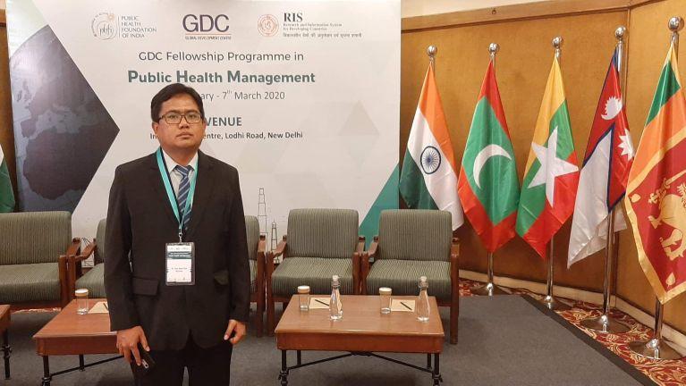 Congratulations brother Dr. Lianpu (Dr. Pau Lian)