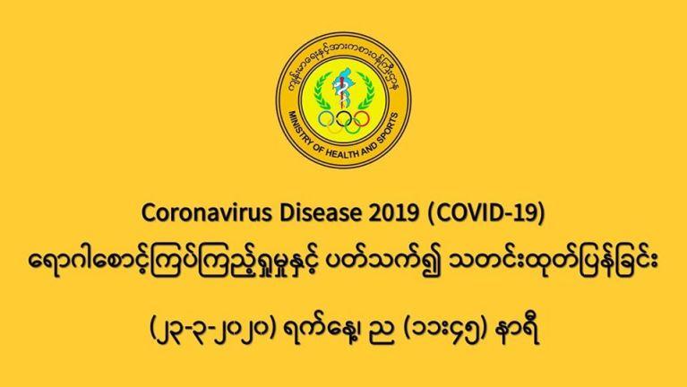 Covid-19 natna tawh kisai in ~ Dr. Nung Mun Thawn