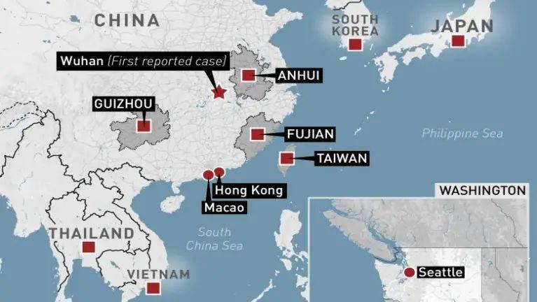 Coronavirus kipat khiatna Wuhan kihong ta ding