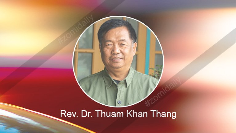 Nang le nang tha kipia in (Self Motivation) ~ Rev. Dr. Thuam Khan Thang
