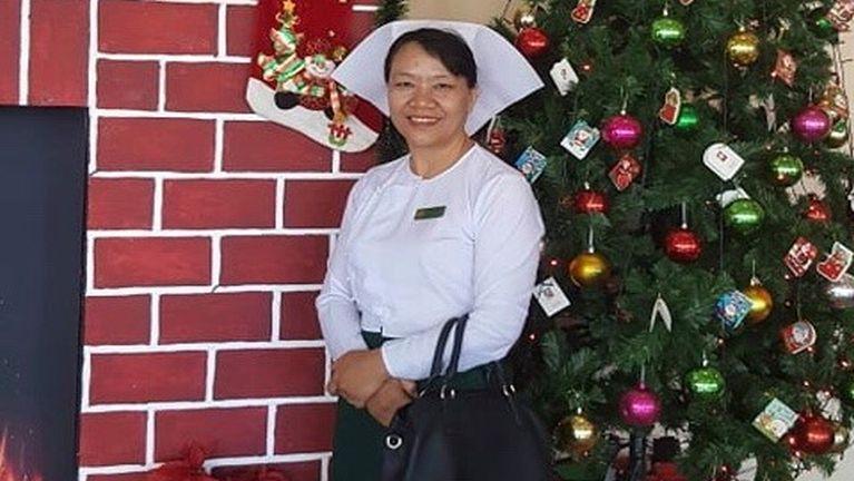 Zomi te mailam kalsuan ziading holimna ah Sister Cing Khawm Niang thugen