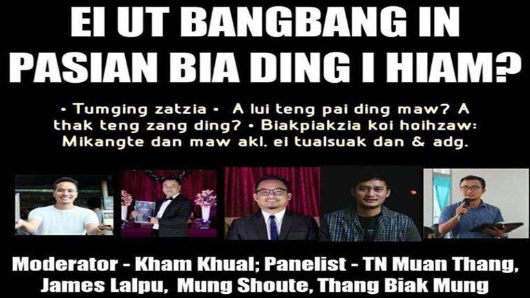 """Phatna leh Biakpiakna"" tawh kisai kamkupna etkikna ~ Tg. Samuel Nas"