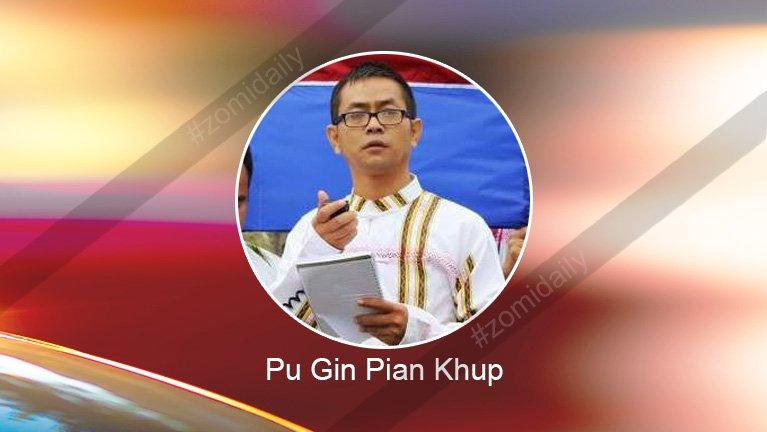 Pu Zo Khup' thu tawmkhat